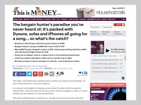 John Pye Daily Mail - This is Money