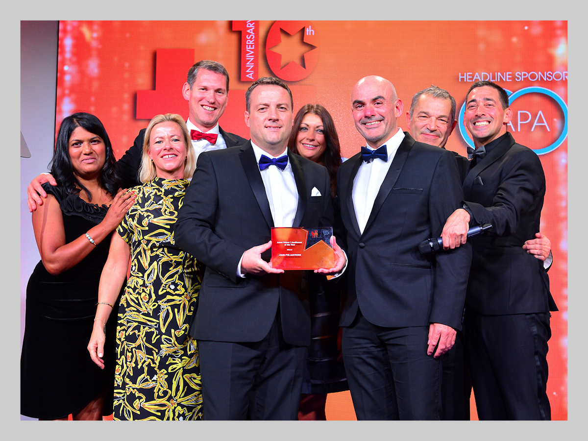 Creating History By Winning UK TRI Award Third Year In A Row