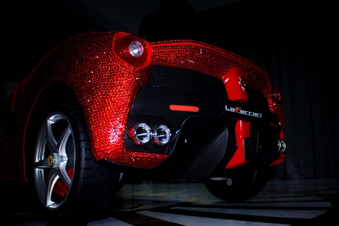 La Ferrari Feature Image