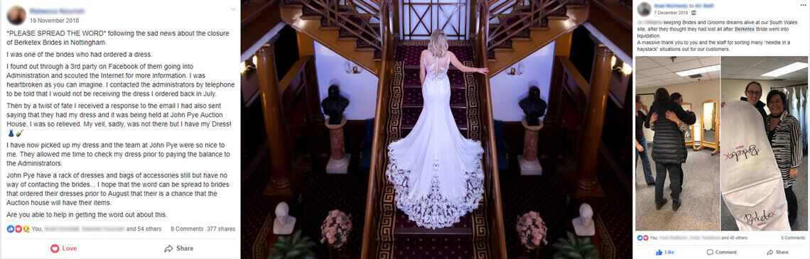 Berketex brides wedding dress sales